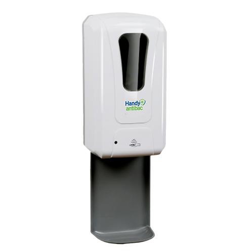 Handy Antibac™ Automatic Hand Sanitizer Dispenser (1200 ml) With Drip Tray