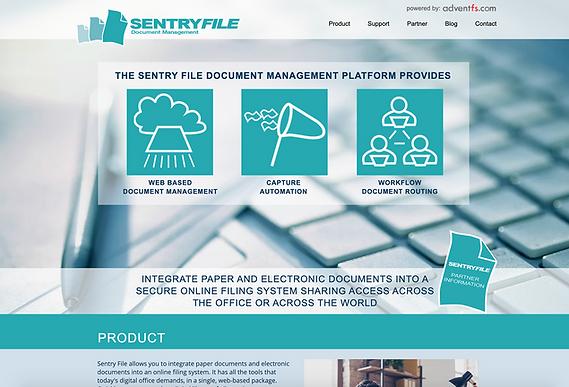 SentryFile Homepage.png