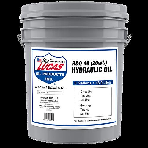 Lucas Oil R&O Hydraulic Oils