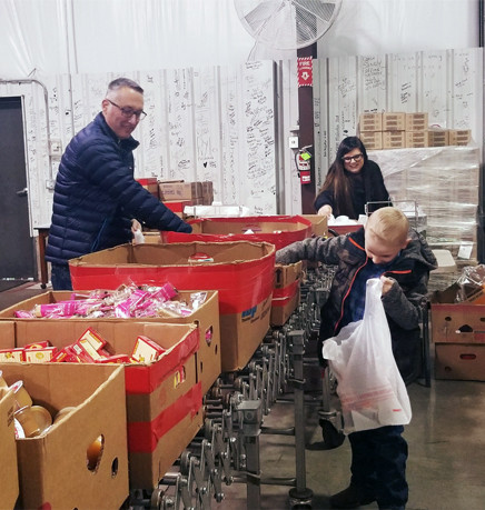 On January 29th, 2019, the Lentus group participated in loading boxes for the student backpack program with Feeding America, Kentucky's Heartland. Various types of food and snacks were loaded to help children in need. It was greatgivingback to the community!