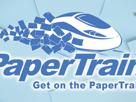 Get on the PaperTrain