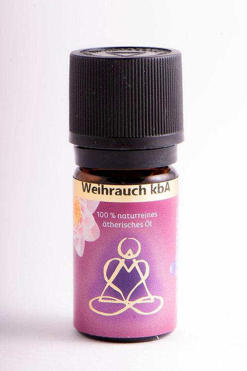 Weihrauch, kbA  -  Ätherisches Öl 5ml