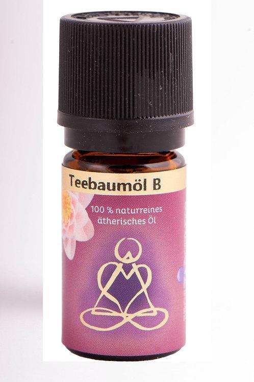 Teebaumöl  -  Ätherisches Öl,  5ml
