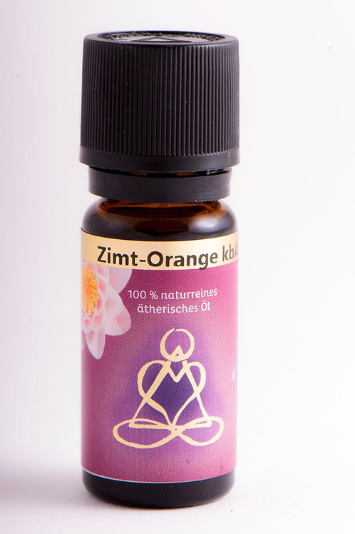 Zimt-Orange, B - Ätherisches Öl, 10ml