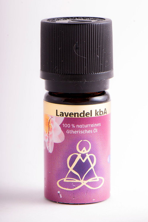 Lavendel, B - Ätherisches Öl,  5ml