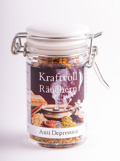 """Anti Depression"" - Kraftvoll Räuchern"