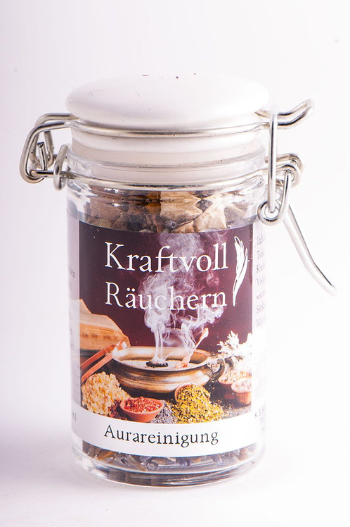 """Aurareinigung"" - Kraftvoll Räuchern"