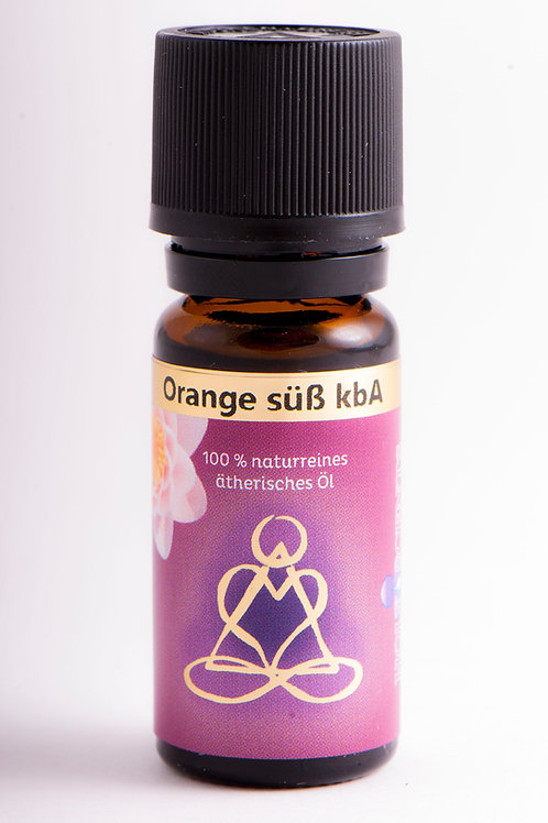 Orange süß, B - Ätherisches Öl, 10ml