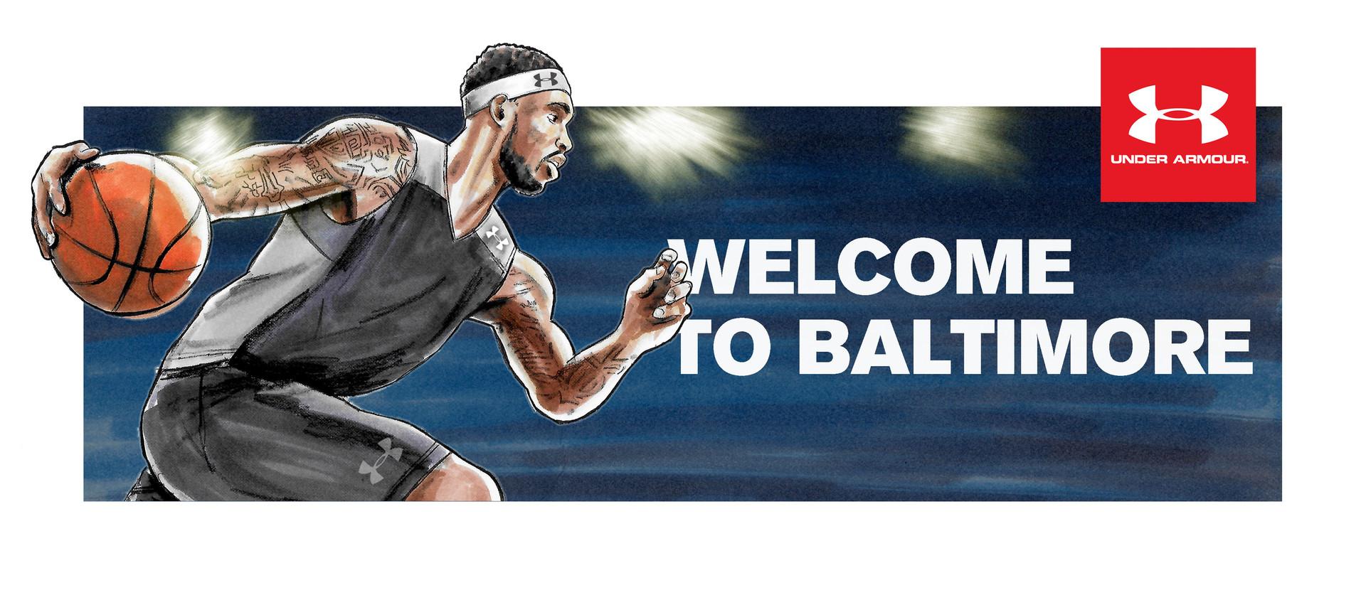 billboard comp design & illustration