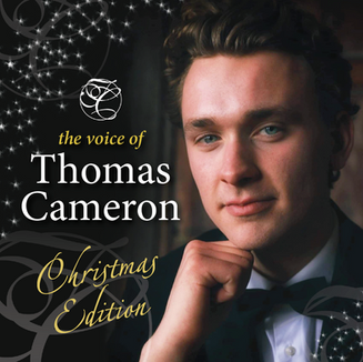 The Global Release of Thomas Cameron's Debut Album...