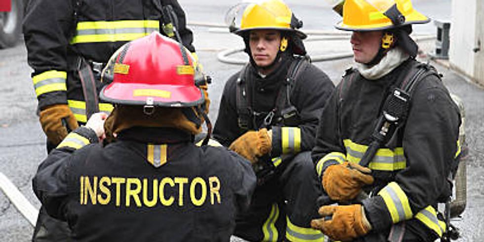 Recruit Firefighter I-II Training Academy (FBA210037)
