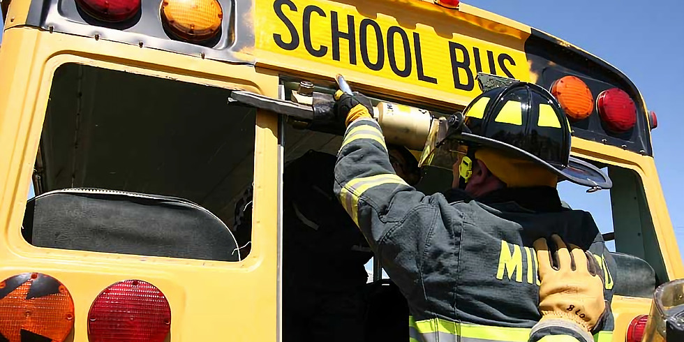Bus Extrication Class