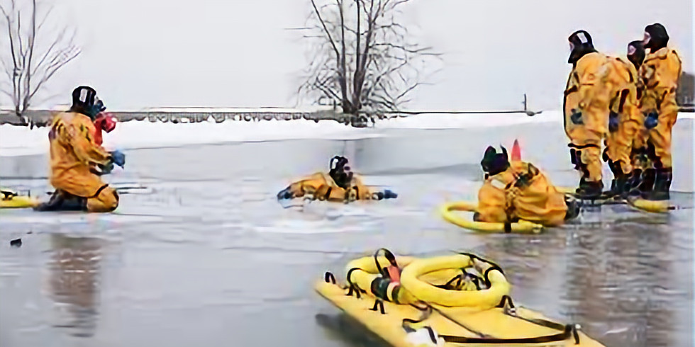 Surface Ice and Cold Water Rescue