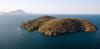 Islands on Lake Malawi