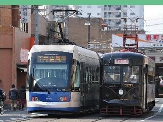 276.岡山路面電車各駅街歩き