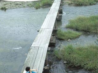205.岡山の流れ橋