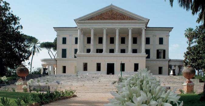 Casino nobile Villa Torlonia