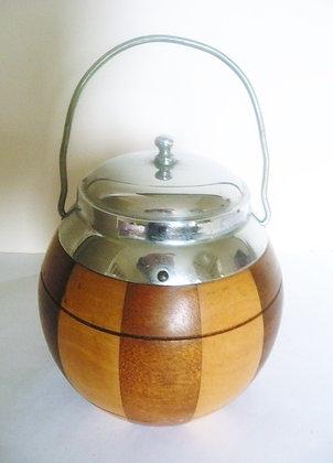 Cambridge ware condiment jar