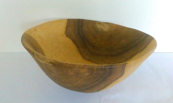 """10"""" primitive dough bowl"""