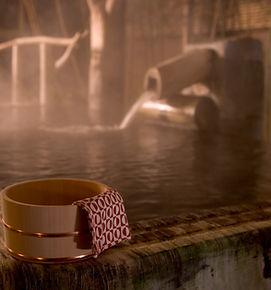 Ковш Горячая ванна