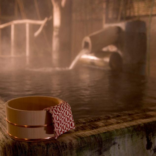 Seau bain à remous