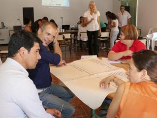 Investigadores del CEPLADES trabajan en un plan turístico para Picún Leufú