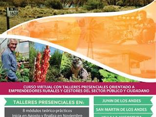"""Edición 2016 del Curso """"Emprender en el Entorno Rural. Turismo, Innovación y Territorio"""""""