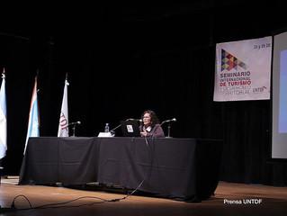 Diversos actores debatieron sobre Turismo y Desarrollo Territorial