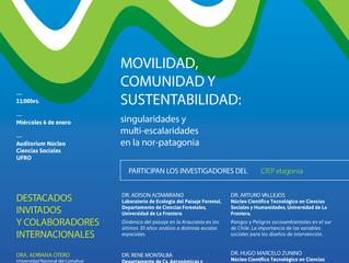 Movilidad, Comunidad y Sustentabilidad: Singularidades y multi-escalaridades en la norpatagonia