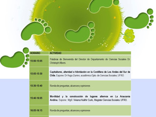 """Seminario """"Transformaciones Territoriales asociadas a la globalización"""""""