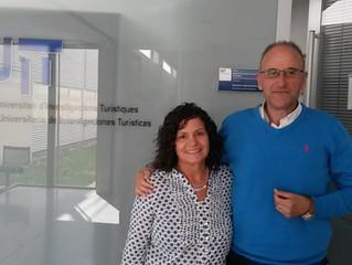 La Dr.Adriana M. Otero realiza una estancia de investigación en el Insitituto de Investigaciones Tur