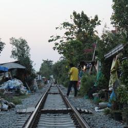Sukuhmvit Train Track