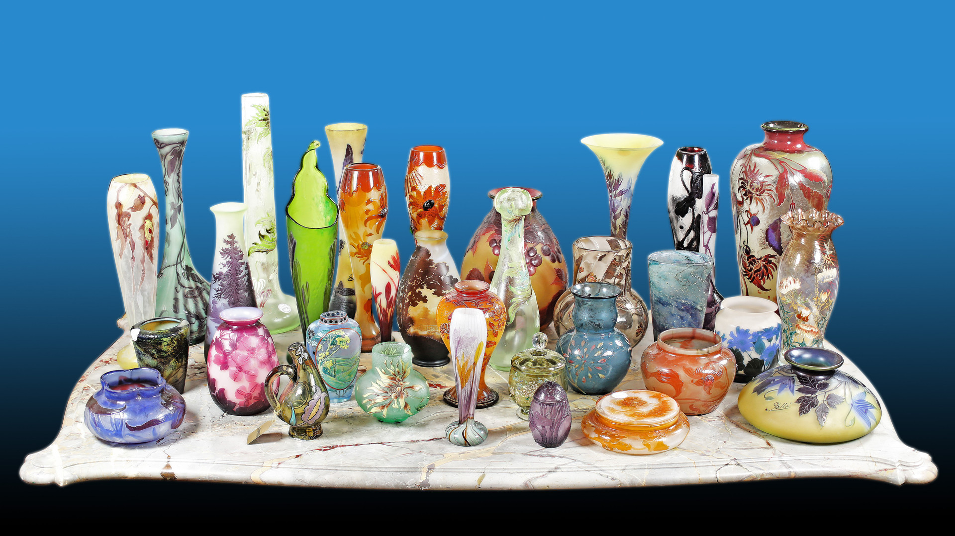 GALLE GLASS