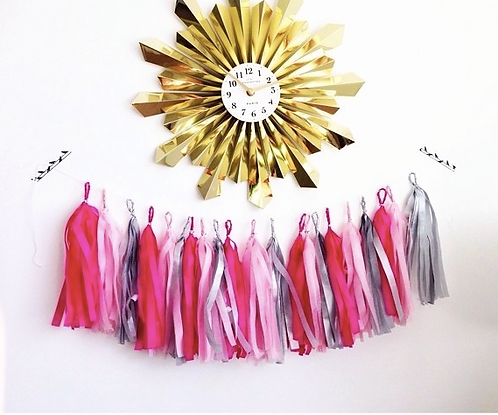 Barbie ballerina Garland