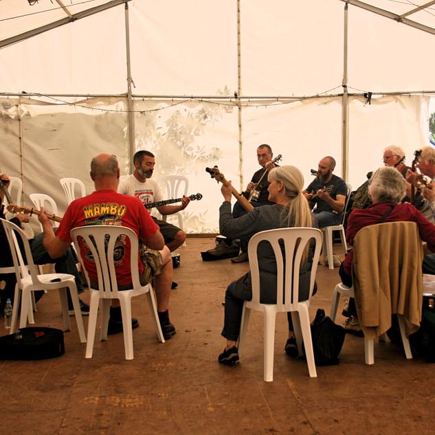 Banjo Workshop 1