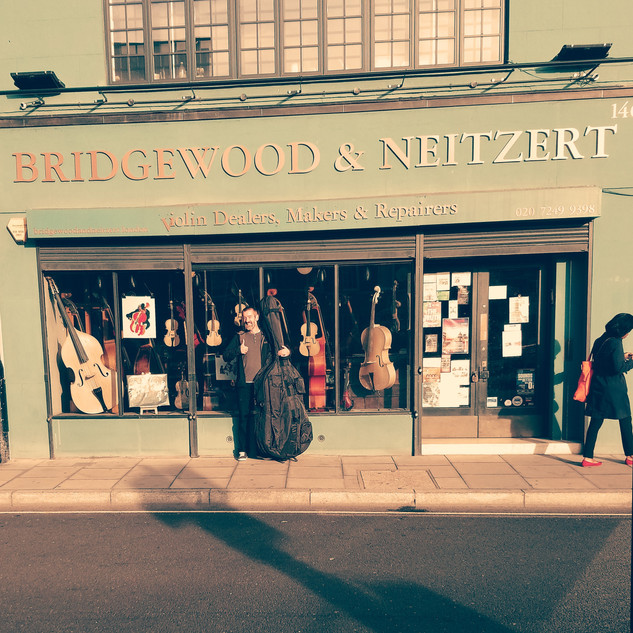 Bridgewood and Neitzert