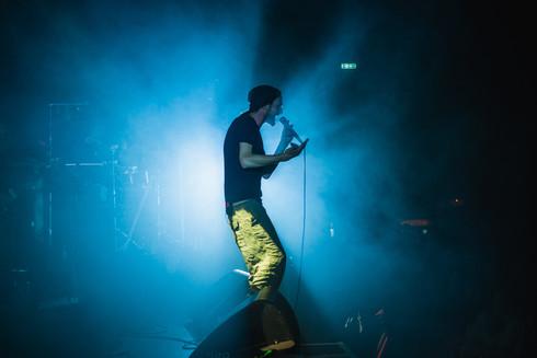 Berlin, Columbiahalle, Jan/27/2020