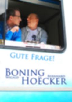 """Wigald Boning und Bernhard Hoëcker mit """"Gute Frage!"""", Ebikon, Luzern, Zentralschweiz, Rontaler, Rontal, Buchrain, Dierikon, Gisikon, Root, Adligenswil, Udligenswil, Meggen, Schwyz, Uri, Obwalden, Nidwalden, Aarau, Perlen, Hochdorf, Inwil, Event, Comedy, Theater, Emmenbrücke, Emmen, Kriens, Zug, Rotkreuz, Kulturwerk Ebikon"""