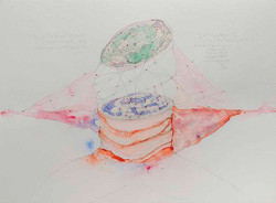 13b. Verso, watercolour, pencil, 23.30 cm, 2015