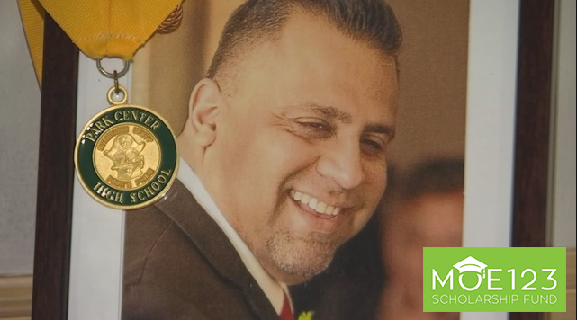 Moe123 is a scholarship fund founded in honor of Mostafa Sarim and aims to make higher education attainable for exemplary students from low-income families in our community.