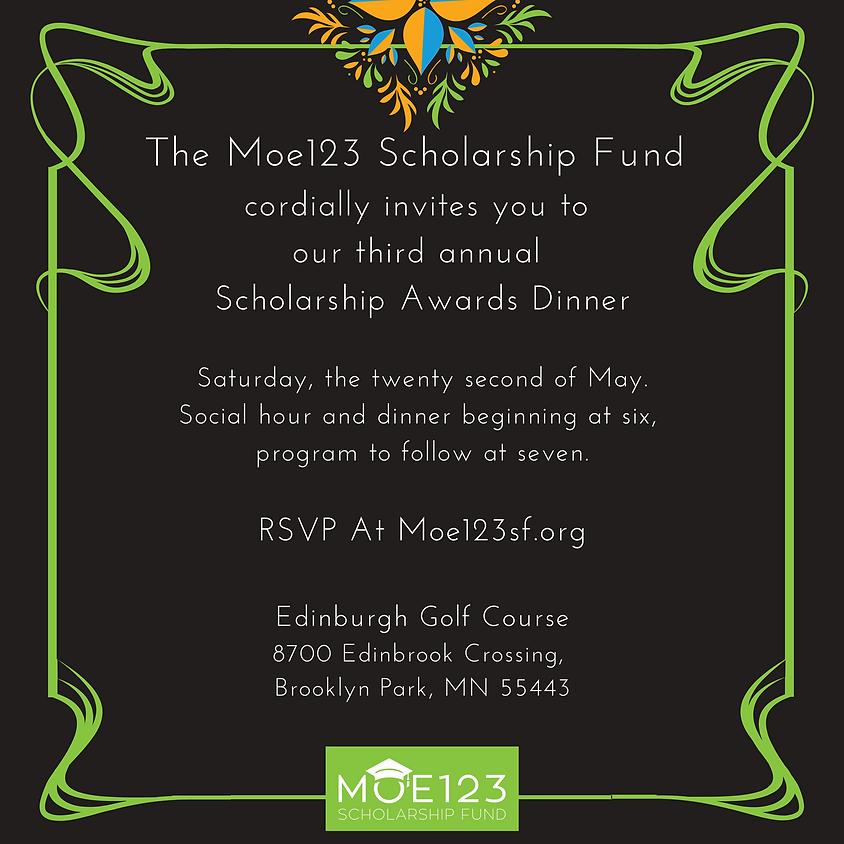 2021 Moe123 Scholarship Awards Dinner