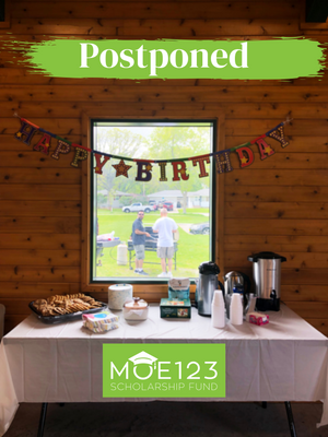 POSTPONED: 3rd Annual Moe123 Community Picnic
