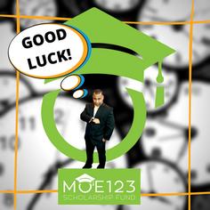 Good Luck, Future Moe123 Scholars!