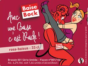 Baise-Bock / Rosa-Baisus.