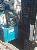 Grúas Jerezo servicio de grúa con cesta para operarios