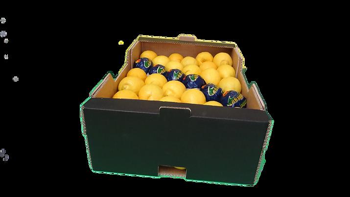 limones de exportacion, limones de murcia,
