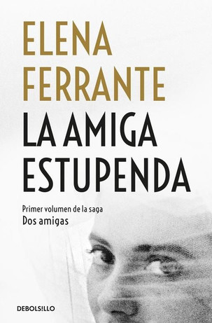Elena Ferrante Cover