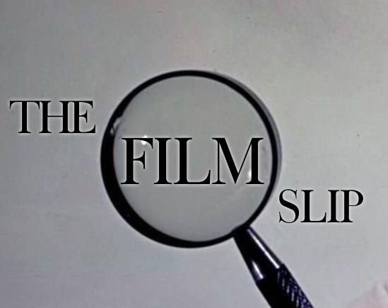 Film Slip logo design