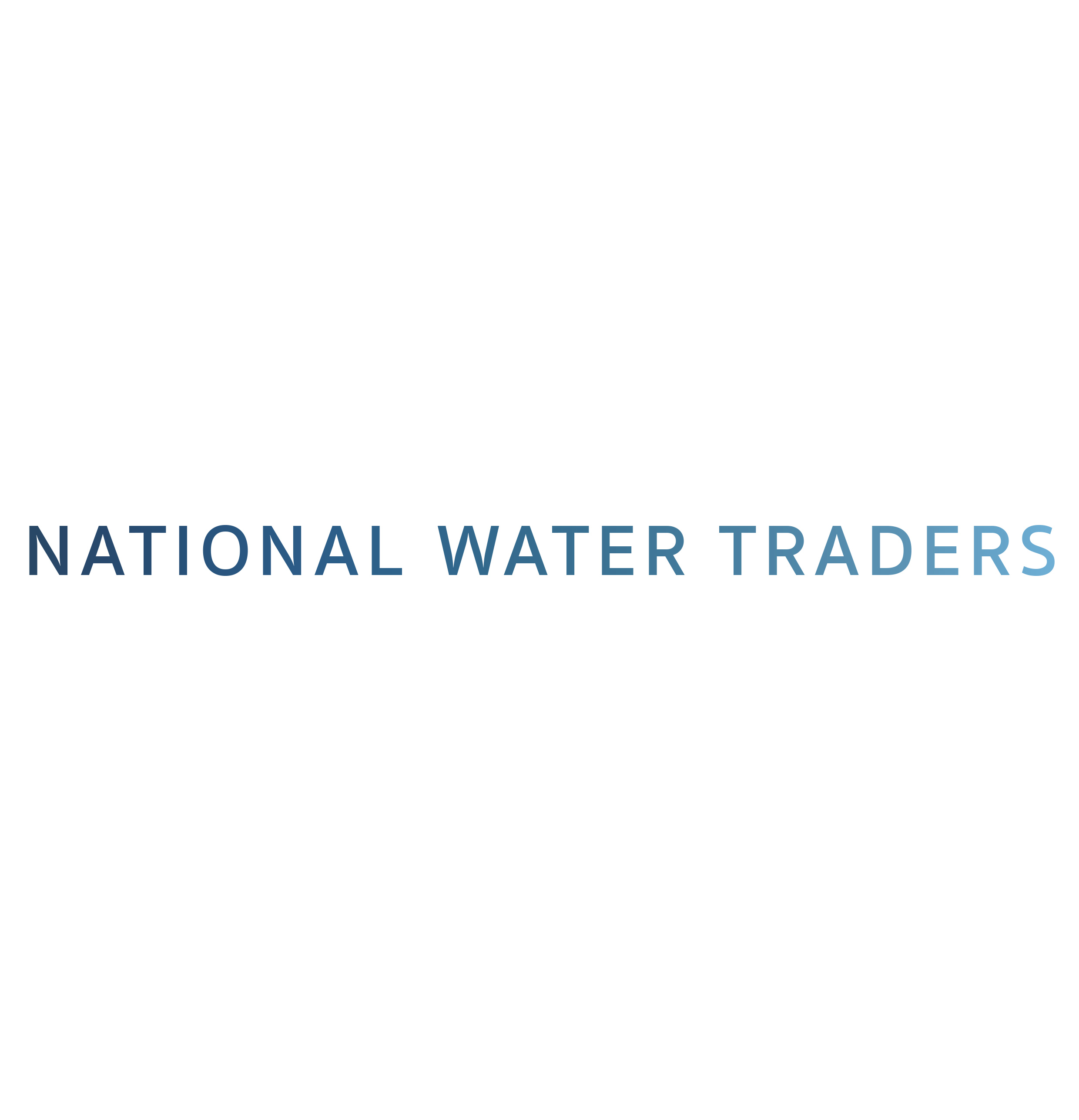 National Water Traders text logo