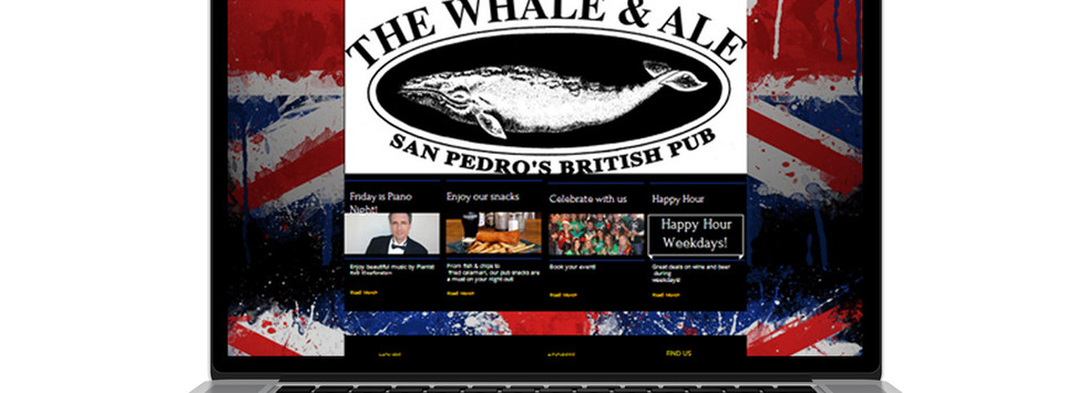 Whale and Ale